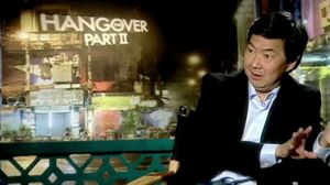 Ken Jeong talks about playing Mr. Chow in The Hangover 2