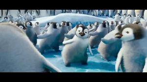 Don't call it a comeback. Happy Feet 2