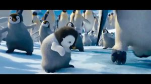 There are plenty of reasons to dance. Happy Feet 2