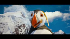 Sven think, all rights reserved. Copyright me. Happy Feet 2
