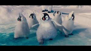 Get your fluffy on. Happy Feet 2