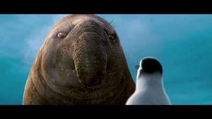 We're bringing fluffy back. Happy Feet 2