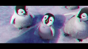 Happy Feet 2 Anaglyph 3D