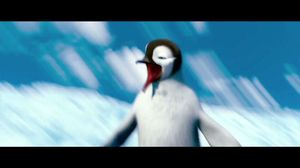 What are the chances? About one in a krillion Bill. Happy Feet 2