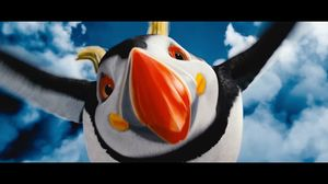 Son, we are penguins. We can't fly. Happy Feet 2