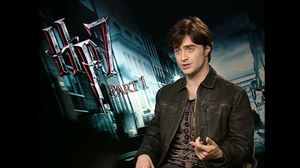 Daniel Radcliffe Interview Harry Potter 7