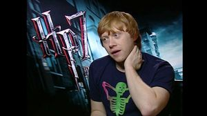 Rupert Grint Interview Harry Potter 7