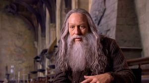 Ciaran Hinds on playing Aberforth Dumbledore in the last Harry Potter