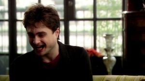 Daniel Radcliffe tells the bizarre story of his casting in Harry Potter