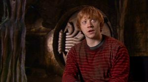 Rupert Grint on the brave, grown up Ron in the last Harry Potter