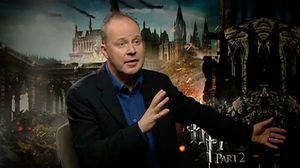 David Yates talks about directing Harry Potter 7 Part 2