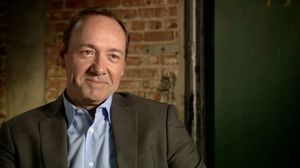 Kevin Spacey talks about playing the horrible Dave Harken in Horrible Bosses