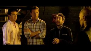 I was drag racing. In a Prius? Horrible Bosses