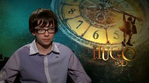 Asa Butterfield on being directed by Martin Scorsese in Hugo