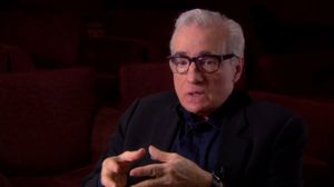 Martin Scorsese says the three dobermans are the gangsters in Hugo
