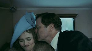 Driving to a Party in The King's Speech