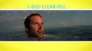 NZT Clear Pill Promo by Bradley Cooper