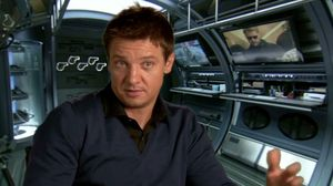 Jeremy Renner on director Brad Bird and jumping onto the fan in Mission: Impossible 4