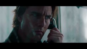 Tom Cruise gets mission info and smashes phone in Mission: Impossible 4