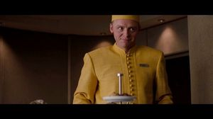 Simon Pegg on playing the monkey from Aladdin in Mission: Impossible 4