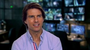 Tom Cruise on Brad Bird, Jeremy Renner and climbing the Burj Khalifa in Mission: Impossible 4