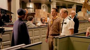 Edward Norton proves himself to be a real friend to Khaki scouts everywhere in Moonrise Kingdom