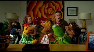 Los siento pero no. The Muppets pitch their TV show