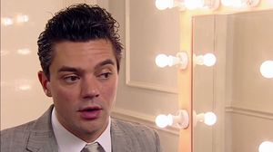 Dominic Cooper on Michelle Williams and My Week With Marilyn