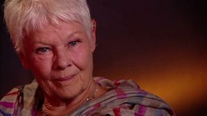 Judi Dench on Dame Sybil, Michelle Williams and Kenneth Branagh in My Week With Marilyn