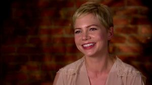 Michelle Williams on growing up with Marilyn Monroe's poster above her bed