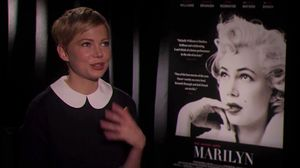 Michelle Williams on singing and dancing in My Week With Marilyn
