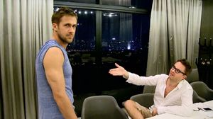 Nicolas Winding Refn and Ryan Gosling talk about sex and violence