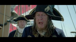 Barbossa's Speech in Pirates of the Caribbean: On Stranger Tides