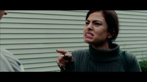 Bradley Cooper makes Eva Mendes cry in The Place Beyond the Pines