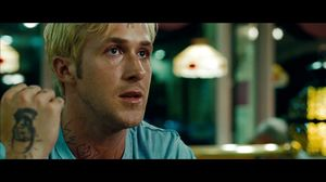 What about my mom? She can come. What about Kofi? He can stay. The Place Beyond the Pines