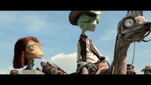 Rango has an image to protect now