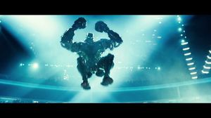 Human boxing is dead. Now it's a whole different game. Real Steel
