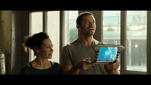 How the hell do you know Japanese? Video games. Real Steel