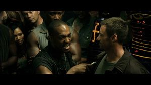 Fight till the death. Real Steel