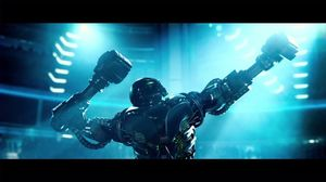 We can't win, can we? Real Steel