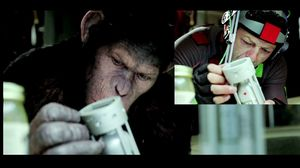 Visual Effects by WETA in Rise of the Planet of the Apes