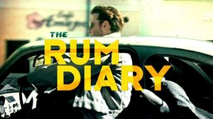 Try and look normal. The Rum Diary