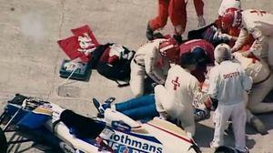 Ayrton Senna crash May 1st, 1994