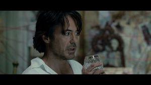 I should've brought you a sedative. Sherlock Holmes 2