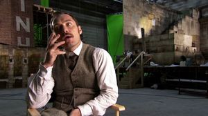 Jude Law on Holmes and Watson's relationship in Sherlock Holmes: A Game of Shadows