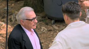 Scorsese and DiCaprio on Shutter Island