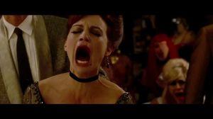 Madam Gorski cries in Sucker Punch TV