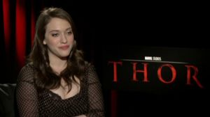 Kat Dennings talks about her role in Thor