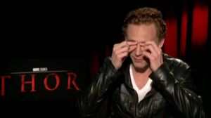 Tom Hiddleston talks about playing Loki in Thor