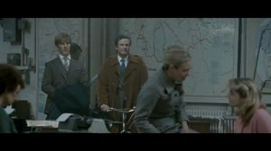 Benedict Cumberbatch and Colin Firth discuss Belinda the blond in Tinker Tailor Soldier Spy